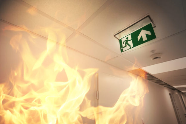 5 Things You Should Never Do in a Fire